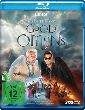 Good Omens (BBC, 2 Blu-ray)