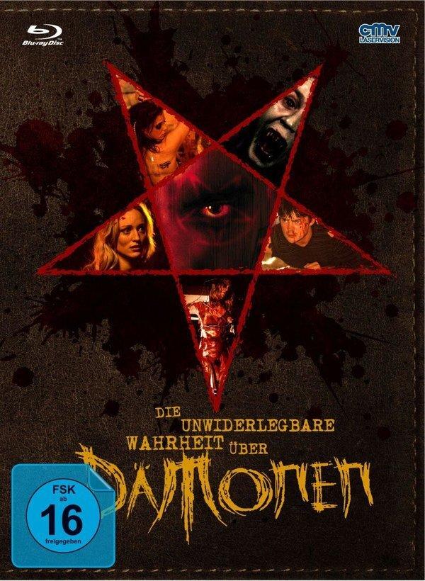 Die unwiderlegbare Wahrheit über Dämonen (2000) (Cover B, Limited Edition, Mediabook, Blu-ray + DVD)