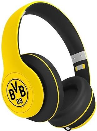 ready2music Rival - BVB Kopfhörer kabellos gelb