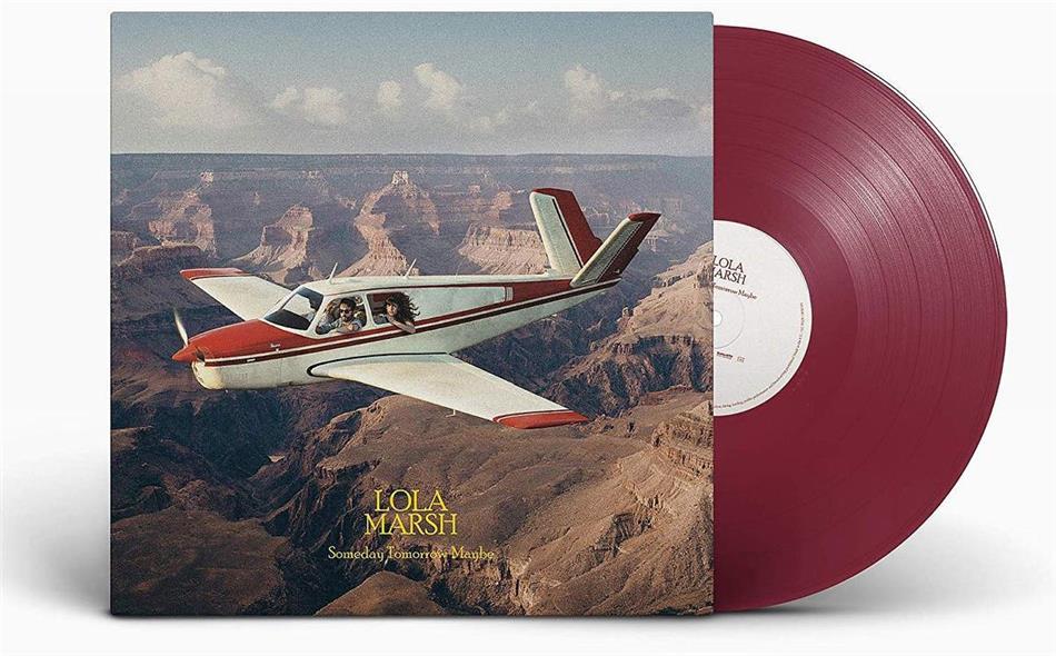 Lola Marsh - Someday Tomorrow Maybe (Brown Vinyl, LP)