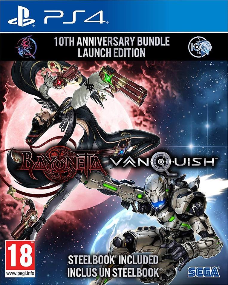 Bayonetta & Vanquish - 10th Anniversary Bundle (Limited Edition)