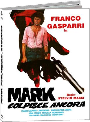 Mark colpisce ancora (1976) (Cover A, Limited Edition, Mediabook)