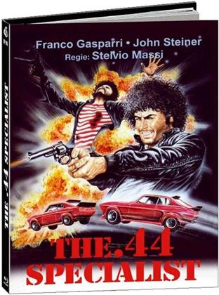 The .44 Specialist (1976) (Cover C, Limited Edition, Mediabook)