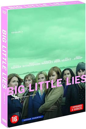 Big Little Lies - Saison 2 (2 DVDs)