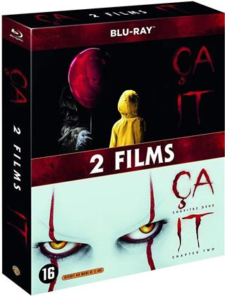 Ça - Chapitre 1 & 2 (2 Blu-rays)