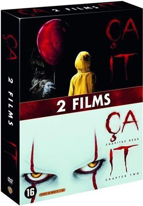 Ça - Chapitre 1 & 2 (2 DVDs)