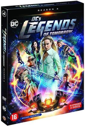 DC's Legends of Tomorrow - Saison 4 (3 DVD)
