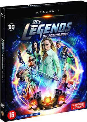 DC's Legends of Tomorrow - Saison 4 (2 Blu-ray)