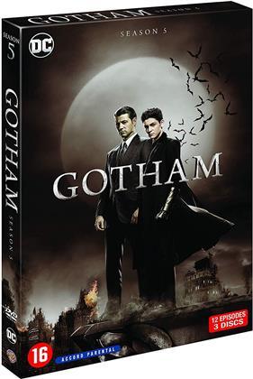 Gotham - Saison 5 (3 DVDs)