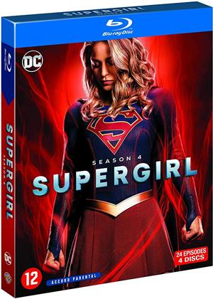 Supergirl - Saison 4 (4 Blu-rays)