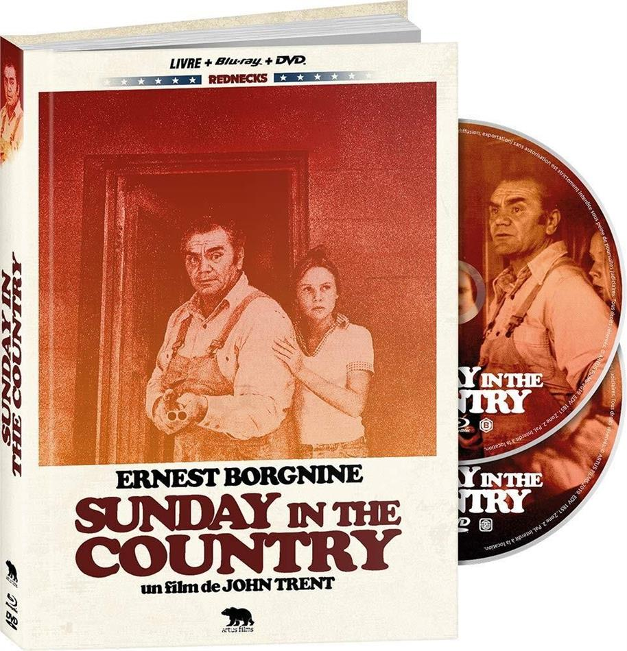 Sunday in the Country (1974) (Collector's Edition, Blu-ray + DVD + Libretto)