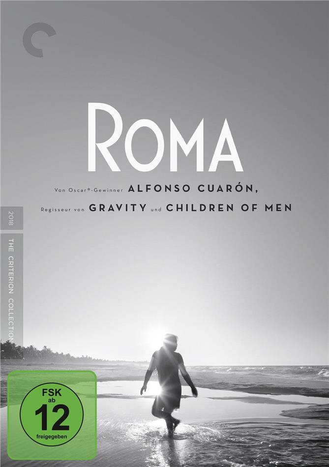 Roma (2018) (s/w, Criterion Collection, Special Edition, 2 DVDs)