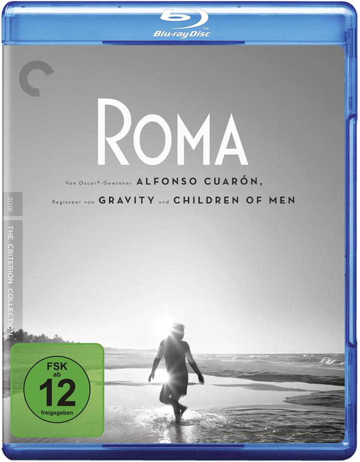 Roma (2018) (s/w, Criterion Collection, Special Edition)