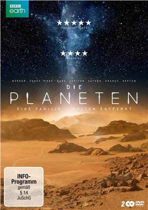 Die Planeten (2019) (BBC Earth, 2 DVDs)
