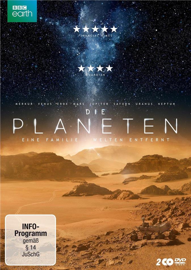 Die Planeten (BBC Earth, 2 DVDs)
