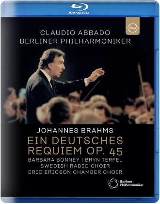 Berliner Philharmoniker, Claudio Abbado, Barbara Bonney, … - Brahms: Ein deutsches Requiem