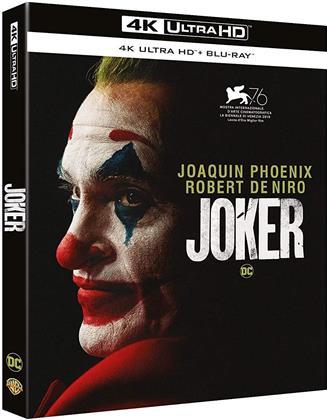 Joker (2019) (4K Ultra HD + Blu-ray)