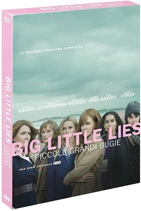 Big Little Lies - Piccole grandi bugie - Stagione 2 (2 DVD)