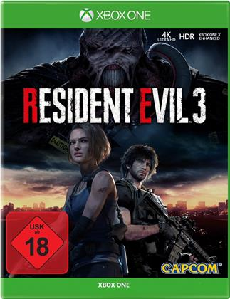 Resident Evil 3 (German Edition)