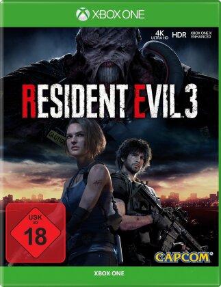 Resident Evil 3 (German Edition)