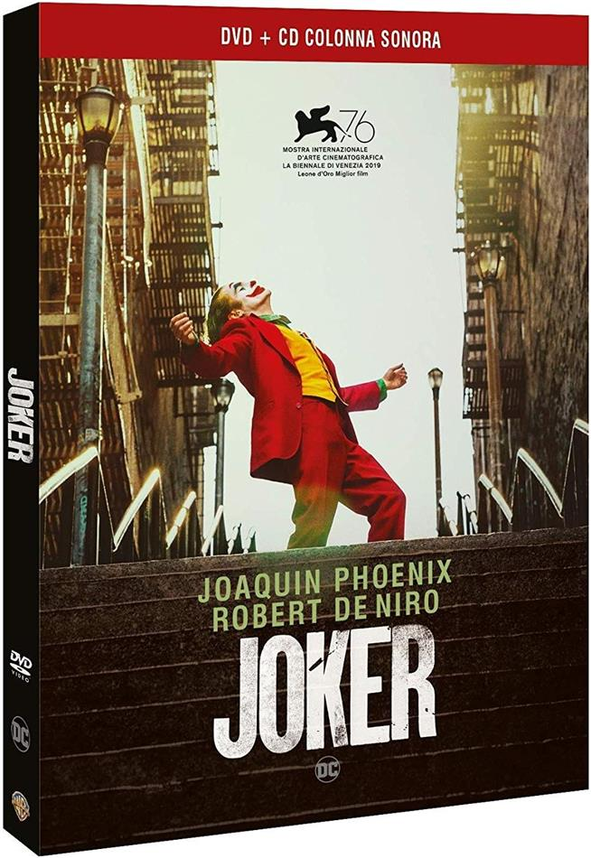 Joker (2019) (Limited Edition, DVD + CD)