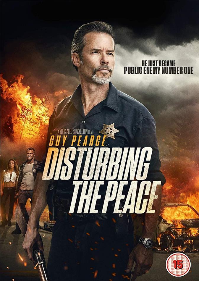 فيلم Disturbing the Peace 2020 مترجم