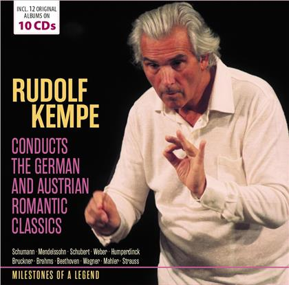 Rudolf Kempe - German Romantic (10 CDs)