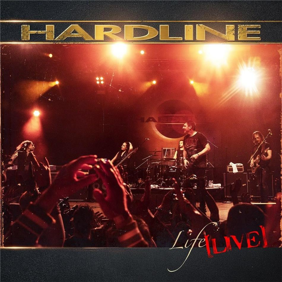 Hardline - Life Live (CD + DVD)