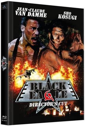 Black Eagle (1988) (Cover B, Director's Cut, Edizione Limitata, Mediabook, Uncut, 2 Blu-ray)