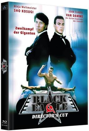 Black Eagle (1988) (Cover C, Director's Cut, Edizione Limitata, Mediabook, Uncut, 2 Blu-ray)