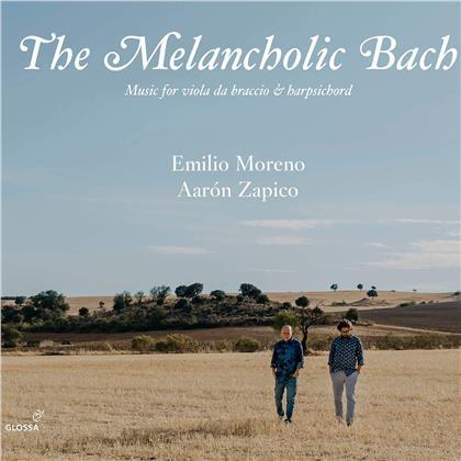 Johann Sebastian Bach (1685-1750), Emilio Moreno & Aarón Zapico - The Melancholic Bach