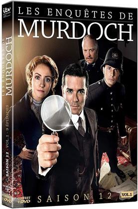 Les enquêtes de Murdoch - Saison 12 - Vol. 1 (3 DVDs)