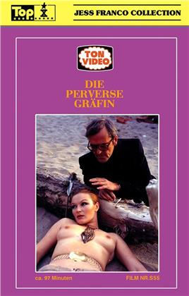 Die perverse Gräfin (1974) (Hardcore Edition, Grosse Hartbox, Cover B, The Jess Franco Collection, Limited Edition)
