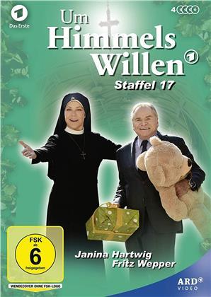 Um Himmels Willen - Staffel 17 (4 DVD)