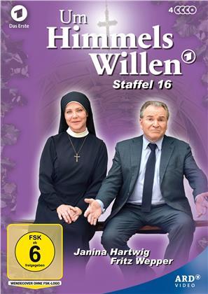 Um Himmels Willen - Staffel 16 (4 DVD)