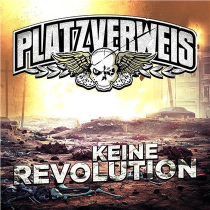 Platzverweis - Keine Revolution (Orange Vinyl, LP)