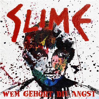 Slime - Wem Gehört Die Angst (LP)