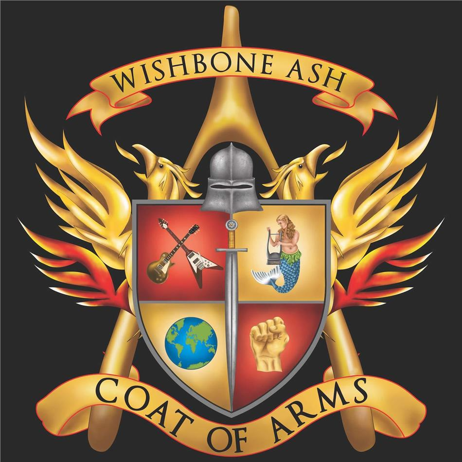Wishbone Ash - Coat Of Arms (2 LPs)