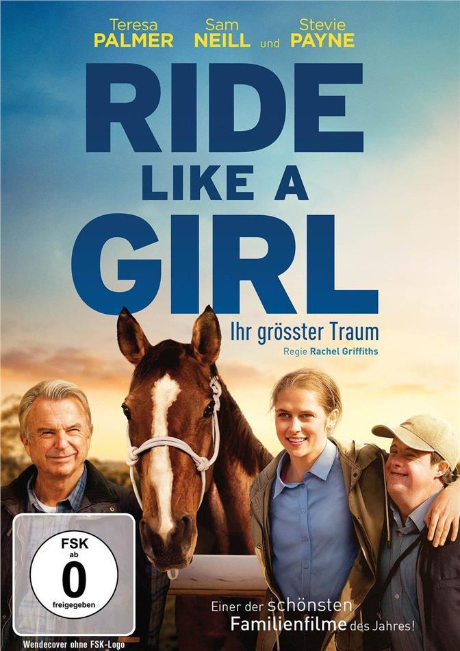 Ride Like a Girl - Ihr grösster Traum (2019)