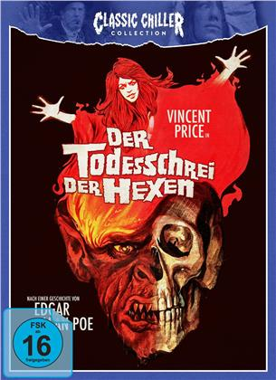 Der Todesschrei der Hexen (1970) (Classic Chiller Collection, Uncut, Blu-ray + DVD)