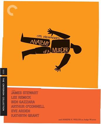 Anatomy Of A Murder (1959) (Criterion Collection)
