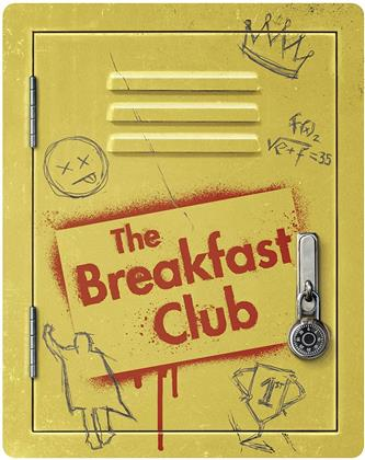 The Breakfast Club (1985) (Edizione 35° Anniversario, Steelbook, 2 Blu-ray)