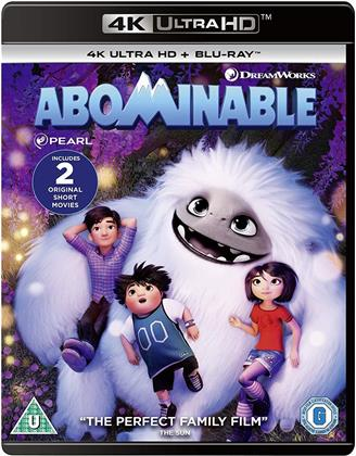 Abominable (2019) (4K Ultra HD + Blu-ray)