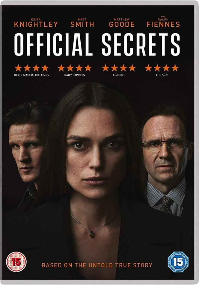 Official Secrets (2019) - CeDe.com