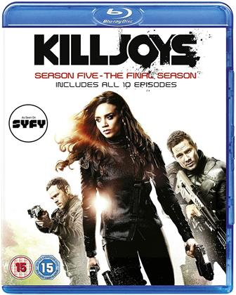 Killjoys - Season 5 - The Final Season (2 Blu-rays)
