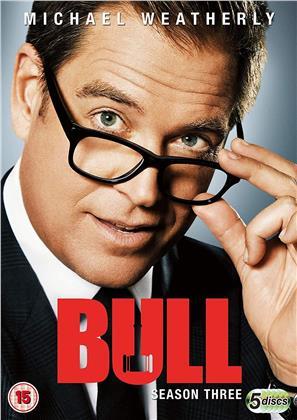 Bull - Season 3 (5 DVDs)