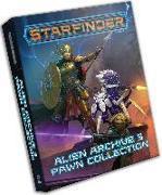 Starfinder Pawns - Alien Archive 3 Pawn Collection