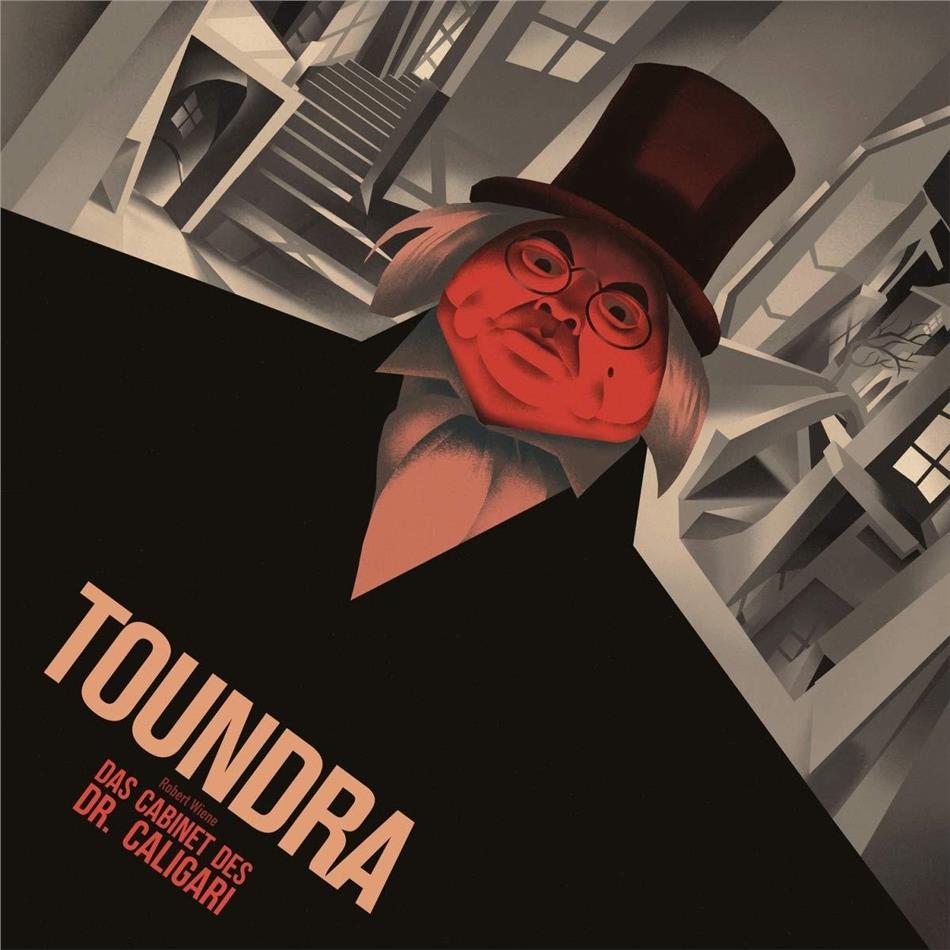 Toundra - Das Cabinet Des Dr. Caligari (3 LPs)