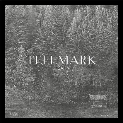 Ihsahn - Telemark (Black/Clear Split Vinyl, LP)