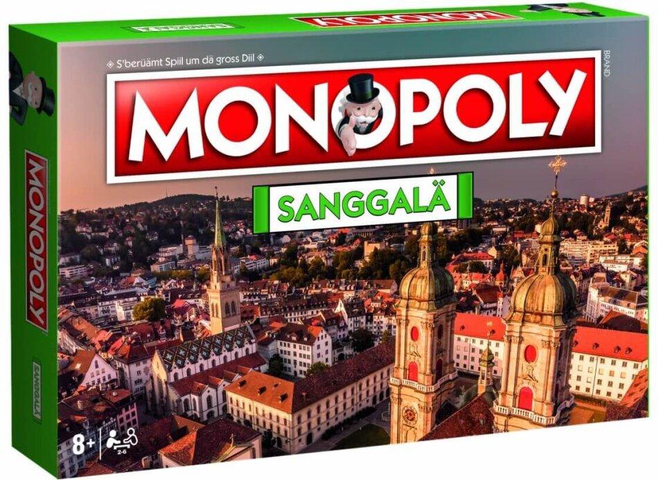 Monopoly - St. Gallen (Sanggalä)